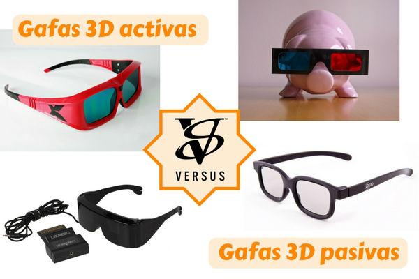 como elegir proyector 3d y gafas 3D