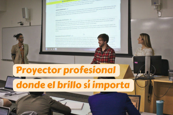 proyectores profesionales potentes