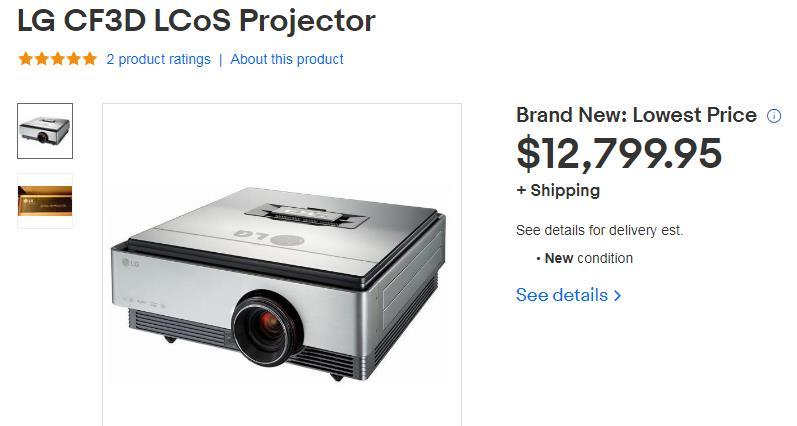 LG CF3D ebay
