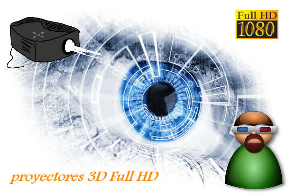 proyector 3d full hd