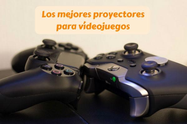 proyector para videojuegos