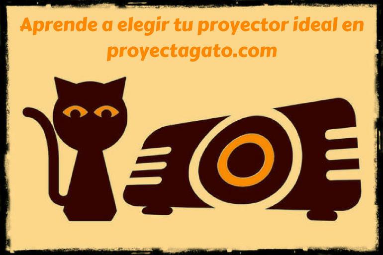 información sobre proyectores