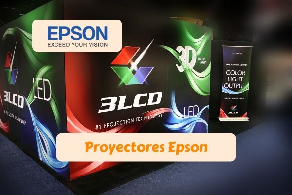 proyectores epson 3LCD