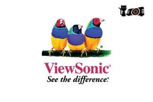 logo marca viewsonic