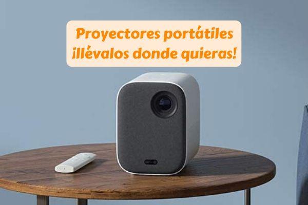 proyectores portátiles