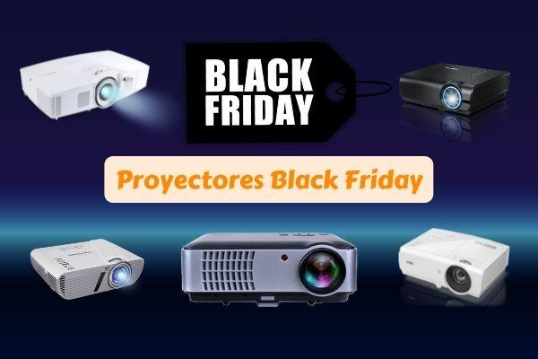 black friday proyector